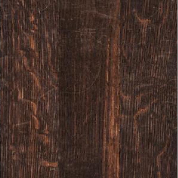 Kouřový dub dvouvrstvé parkety