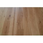 Dubová prkna kartáčovaná - plovoucí podlaha