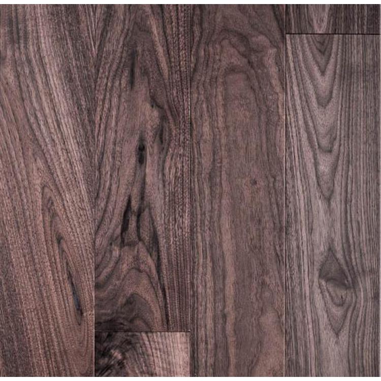 Americký ořech plovoucí podlaha